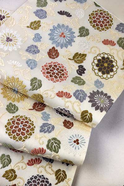 西陣唐織袋帯